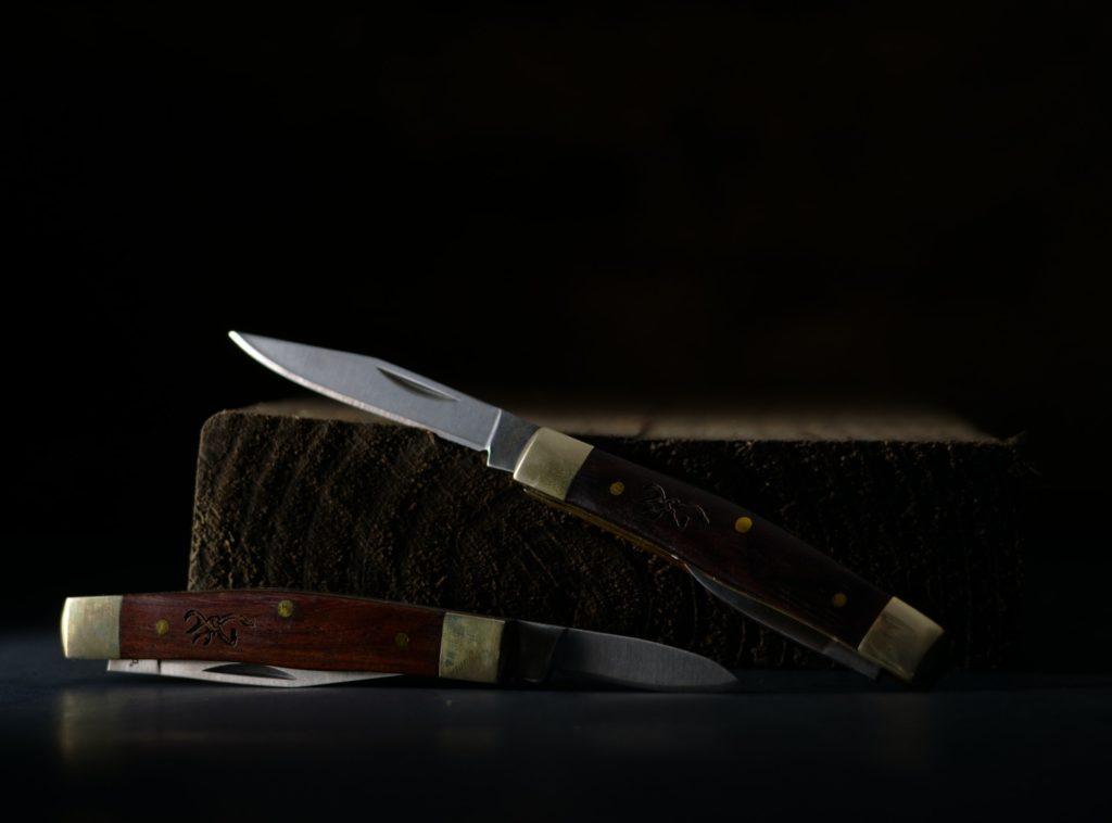 La dureté d'une lame de couteau : l'échelle de Rockwell